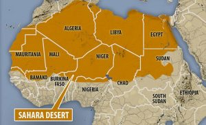 The Largest Desert
