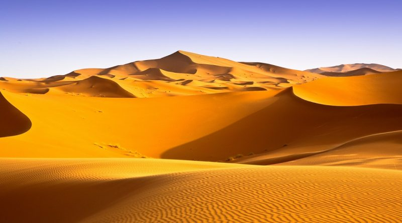 Facts about Sahara Desert